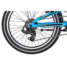 s'cool XXlite 20 7-S Juniorcykel Barn alloy blå